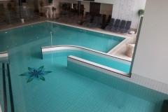 Hotellets svømmebasin