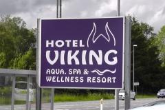 Hotel-skiltet