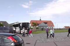Ved Sæby kirke