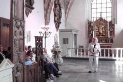 Foredrag om Sæby kirke