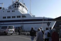 3. dag: På vej til Læsø