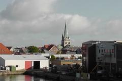 Afgang til Læsø fra Frederikshavn