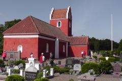 Kirke på Læsø