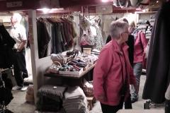 Uldgården tilbød masser af varer i uld