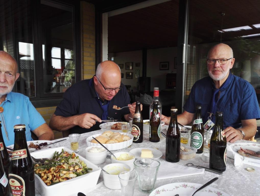 Frokost med Rederiet Landagergård